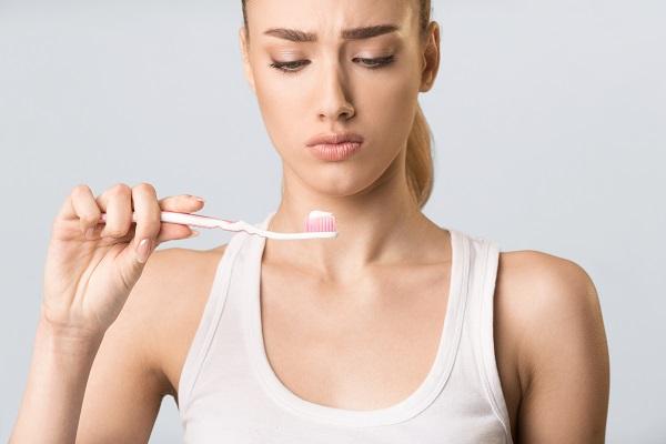 A vida últi da escovas de dente