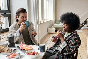 Relação entre alimentação saudável e saúde bucal
